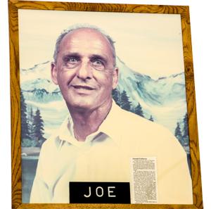 Portrait of Joseph Fallucca